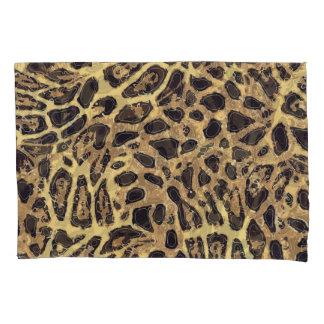 ヒョウの組の枕カバー、標準サイズ 枕カバー