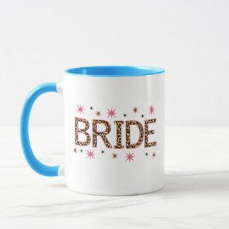 ヒョウの花嫁 マグカップ