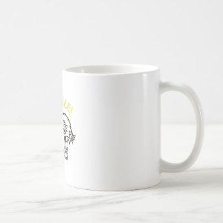 ヒョウの規則 コーヒーマグカップ