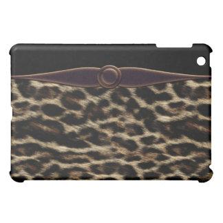 ヒョウの野生動物 iPad MINIカバー