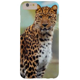 ヒョウのiPhone6ケース Barely There iPhone 6 Plus ケース