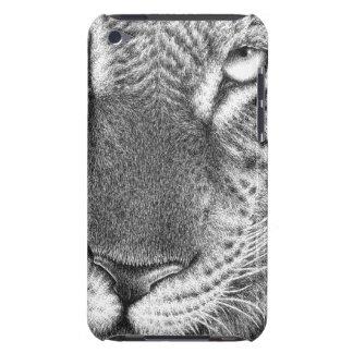 ヒョウのipod touch Speckの場合 Case-Mate iPod Touch ケース