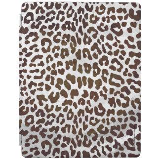 ヒョウチョコレートプリント iPadスマートカバー