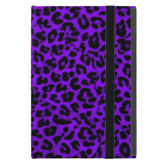 ヒョウ20のアニマルプリントの質 iPad MINI ケース