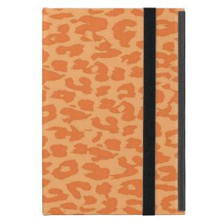 ヒョウ3のアニマルプリントの質 iPad MINI ケース