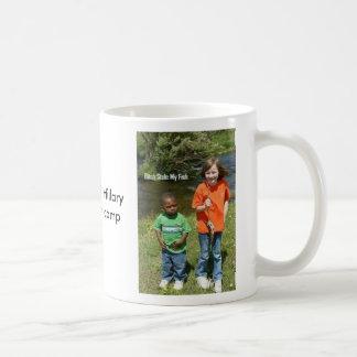 ヒラリーおよびバラク、ヒラリーおよびバラク、バラク… コーヒーマグカップ