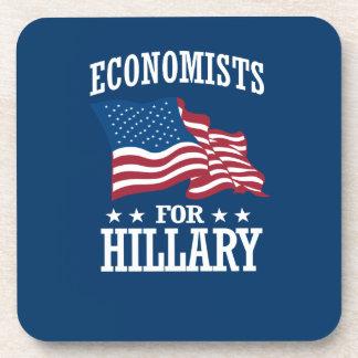 ヒラリーのための経済学者 コースター