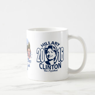 ヒラリーの家2016年 コーヒーマグカップ