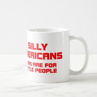 ヒラリーの小人たち コーヒーマグカップ