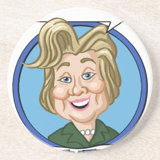 ヒラリークリントンの選挙2016年 コースター