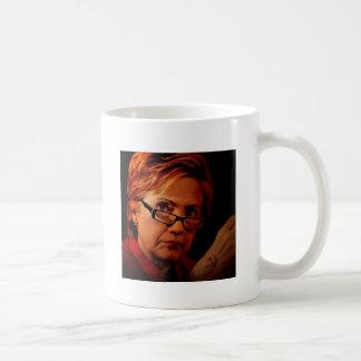 ヒラリーマルクスクリントン コーヒーマグカップ