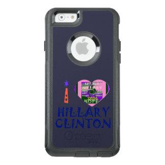 ヒラリー米国私達は一緒により強いです オッターボックスiPhone 6/6Sケース