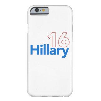 ヒラリー16 Iphoneの例 Barely There iPhone 6 ケース