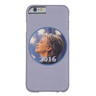 ヒラリー2016年 BARELY THERE iPhone 6 ケース