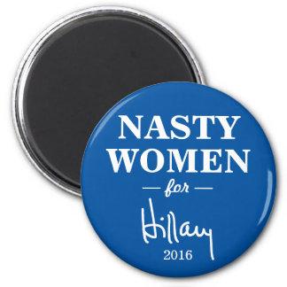 ヒラリー・クリントンのキャンペーン磁石のための扱いにくい女性 マグネット