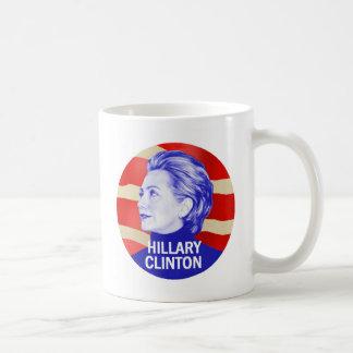 ヒラリー・クリントンのマグ コーヒーマグカップ