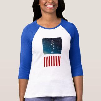 ヒラリー・クリントンのワイシャツ Tシャツ