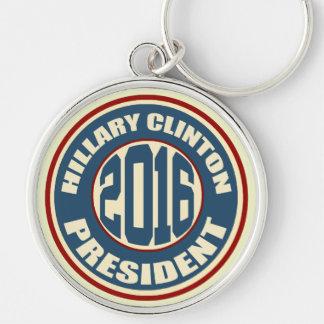 ヒラリー・クリントンの大統領2016年 キーホルダー