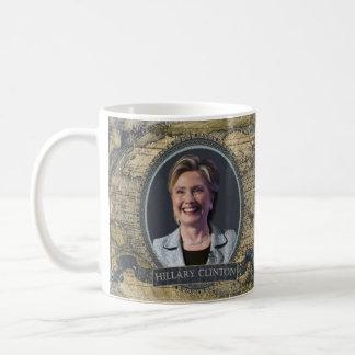 ヒラリー・クリントンの歴史的マグ コーヒーマグカップ