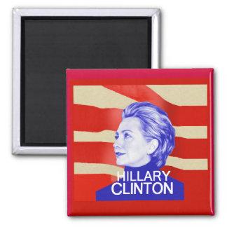 ヒラリー・クリントンの磁石 マグネット