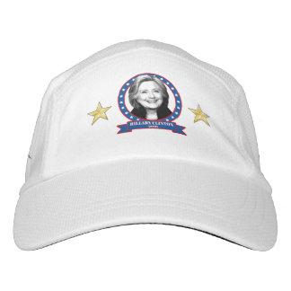 ヒラリー・クリントンの2016年の帽子 ヘッドスウェットハット