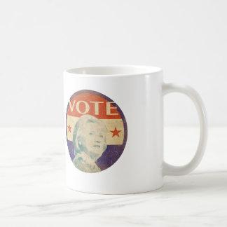 ヒラリー・クリントンの2016年の選挙のコーヒー・マグ コーヒーマグカップ