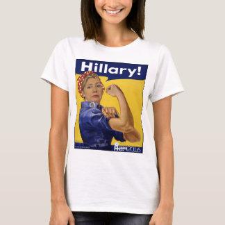 ヒラリー・クリントンヒラリー! Tシャツ