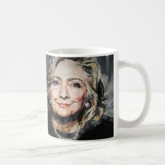 ヒラリー・クリントン大統領のマグ コーヒーマグカップ
