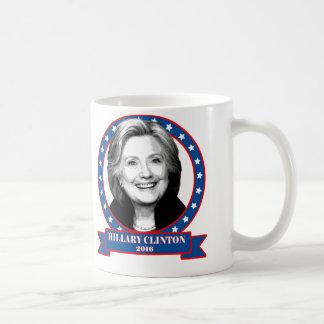 ヒラリー・クリントン2016のキャンペーンマグ コーヒーマグカップ