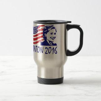 ヒラリー・クリントン2016のサポート項目 トラベルマグ