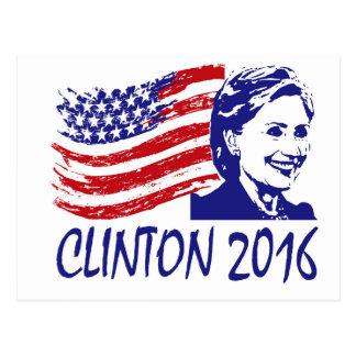 ヒラリー・クリントン2016のサポート項目 ポストカード
