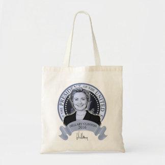 ヒラリー・クリントン2016のトートバック トートバッグ