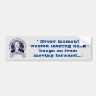 ヒラリー・クリントン2016のバンパーステッカー バンパーステッカー