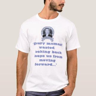 ヒラリー・クリントン2016の有名な引用文のTシャツ Tシャツ
