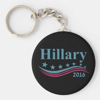 ヒラリー・クリントン2016年 キーホルダー