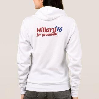 ヒラリー・クリントン2016年 パーカ