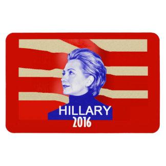 ヒラリー・クリントン2016年 マグネット