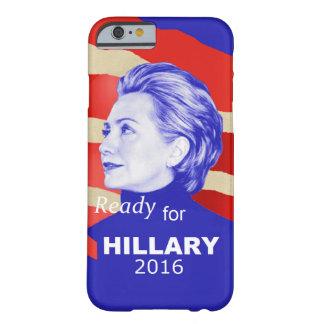 ヒラリー・クリントン2016年 BARELY THERE iPhone 6 ケース