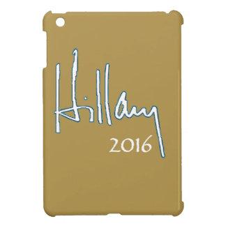 ヒラリー・クリントン2016年 iPad MINI CASE