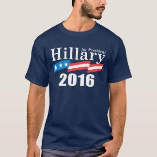 ヒラリー・クリントン2016年 Tシャツ