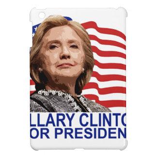 ヒラリー・クリントン2016枚のTシャツ; 「.png iPad Miniカバー