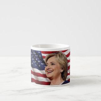 ヒラリー・クリントン エスプレッソカップ
