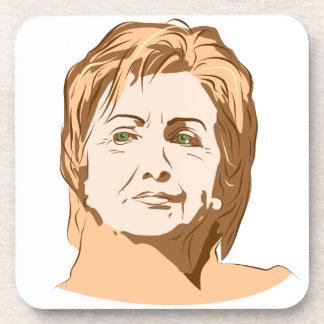 ヒラリー・クリントン コースター