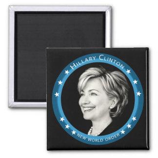 ヒラリー・クリントン: 青い光線: マグネット