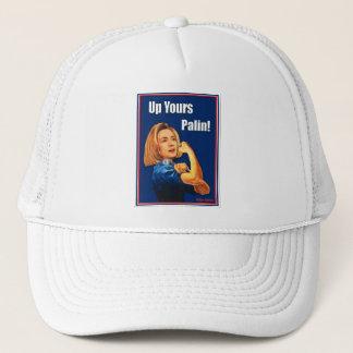 ヒラリー・クリントン、Rosieあなたのの上のリベッター、Palin キャップ