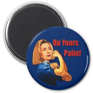 ヒラリー・クリントン、Rosieあなたのの上のリベッター、Palin マグネット