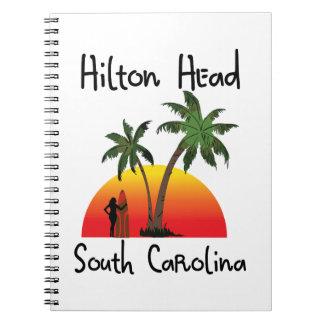 ヒルトンヘッドサウスカロライナ ノートブック