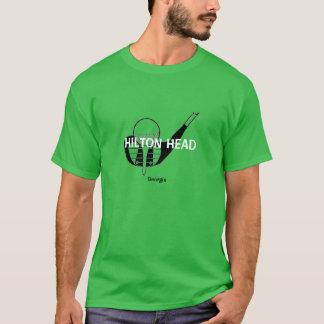 ヒルトンヘッドジョージアのゴルフTシャツ Tシャツ