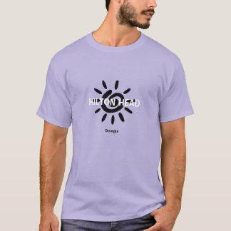 ヒルトンヘッドジョージアの日光のTシャツ Tシャツ