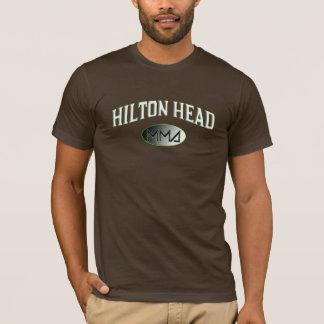 ヒルトンヘッドMMAの緑 Tシャツ
